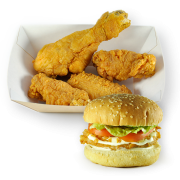 Mix Individual Burger