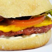 Burger Rustic