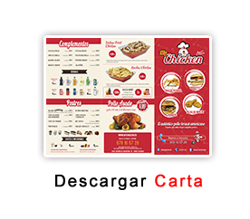 Descargar Carta My Chicken en PDF